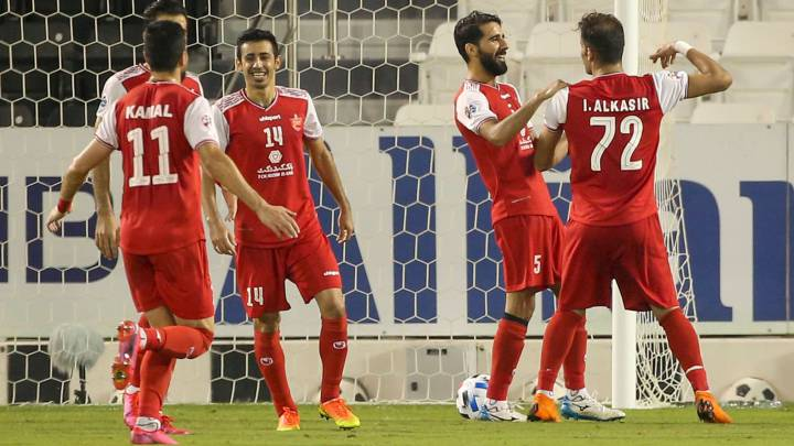 Football Afc Al Nassr S Track Record Against Iranian Teams Favours Persepolis As Com