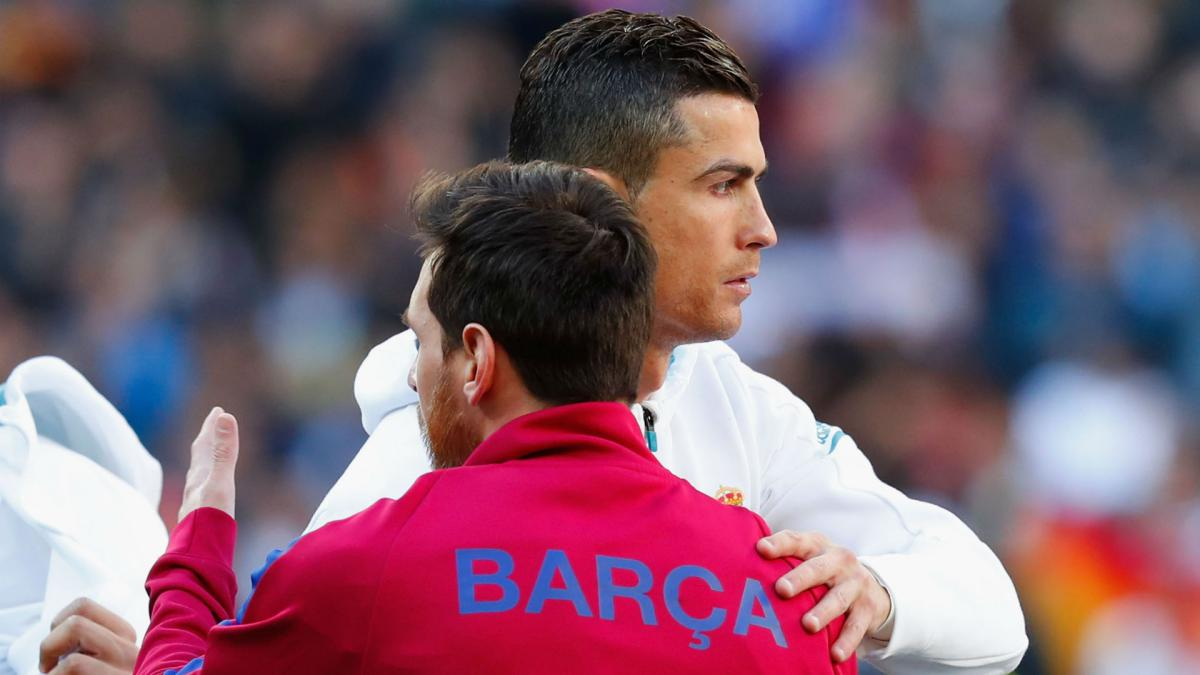 Luis Enrique Still Amazed By Messi And Ronaldo S Ambition To Succeed As Com