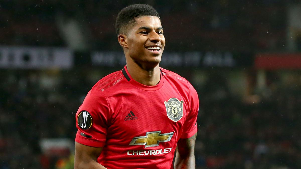 Premier League Rashford Vows To Continue Fight Against Child Hunger After Being Awarded Mbe As Com