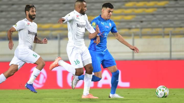Raja Casablanca petition CAF to postpone Zamalek match - AS.com