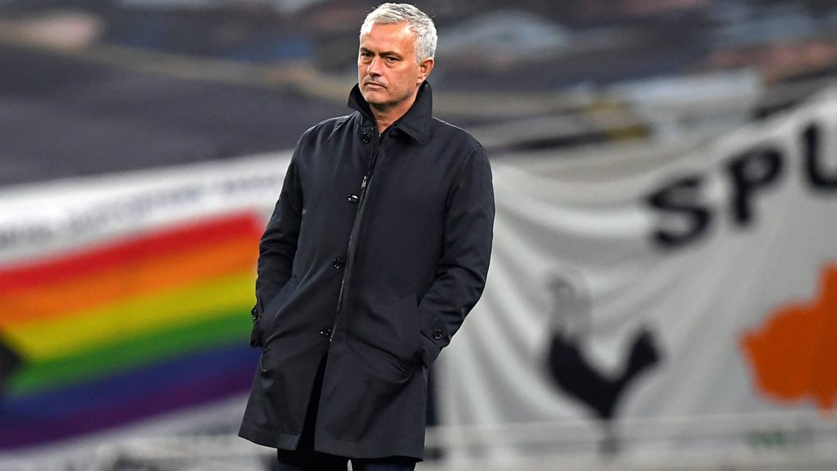 Mourinho praises Tottenham's strength in depth after LASK victory - AS.com