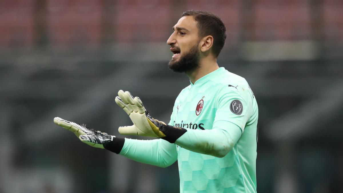 Donnarumma And Four Ac Milan Team Mates Test Positive For Covid 19 As Com