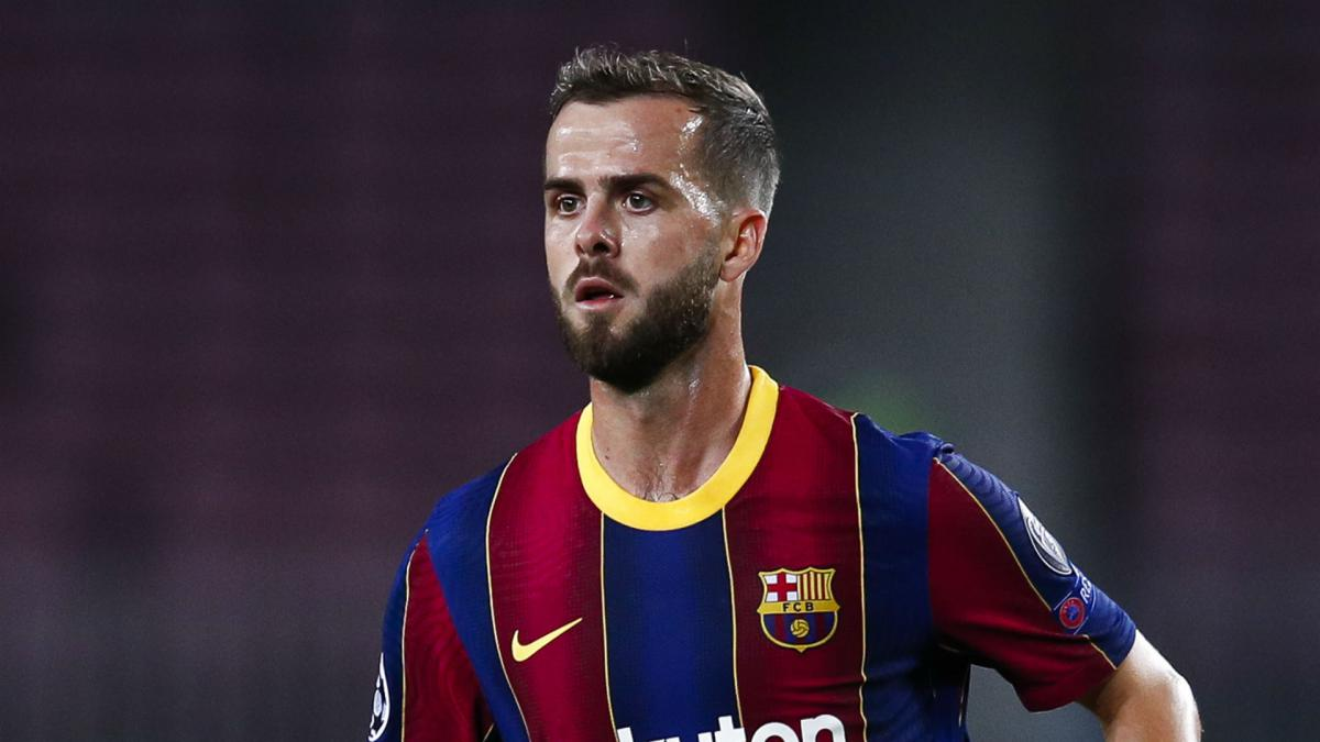 Barcelona Considers Miralem Pjanic 'Irrelevant' In The Team