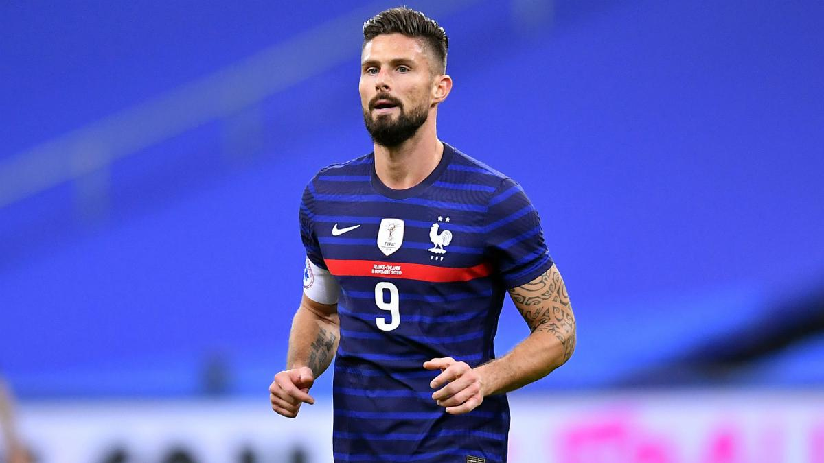 Olivier Giroud set to make decision over Chelsea future - AS.com