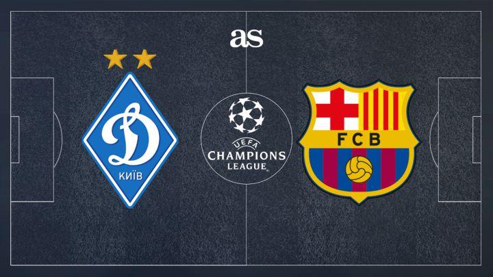 11+ Dynamo Kyiv Vs Barcelona