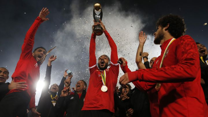 Ahly win CAF Champions League  || PEAKVIBEZ