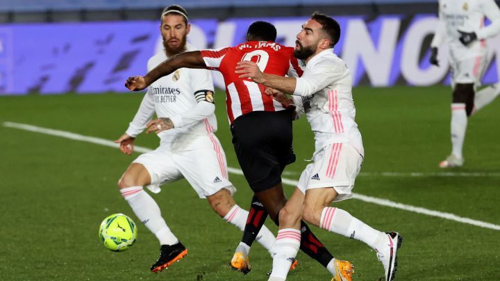 Real Madrid 3 1 Athletic Club Results Summary And Goals Laliga 2020 21 As Com