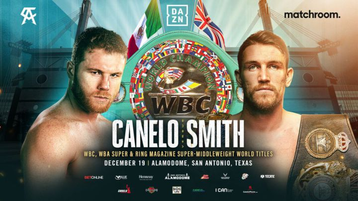 Canelo vs Smith Full Fight Replay