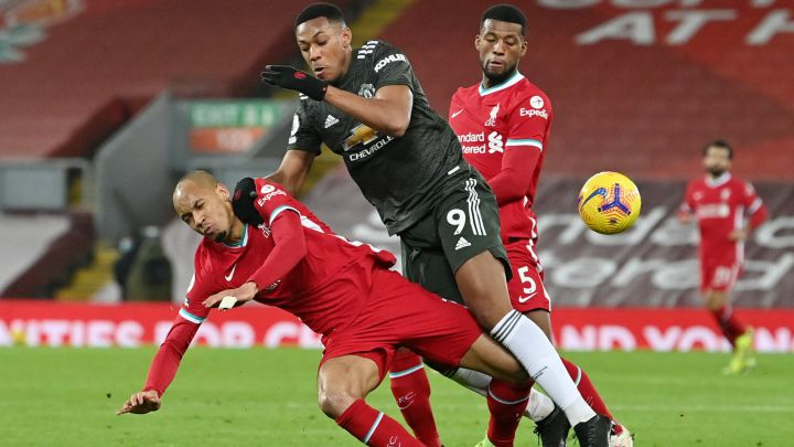 Liverpool 0 0 Manchester United Result Summary And Goals As Com