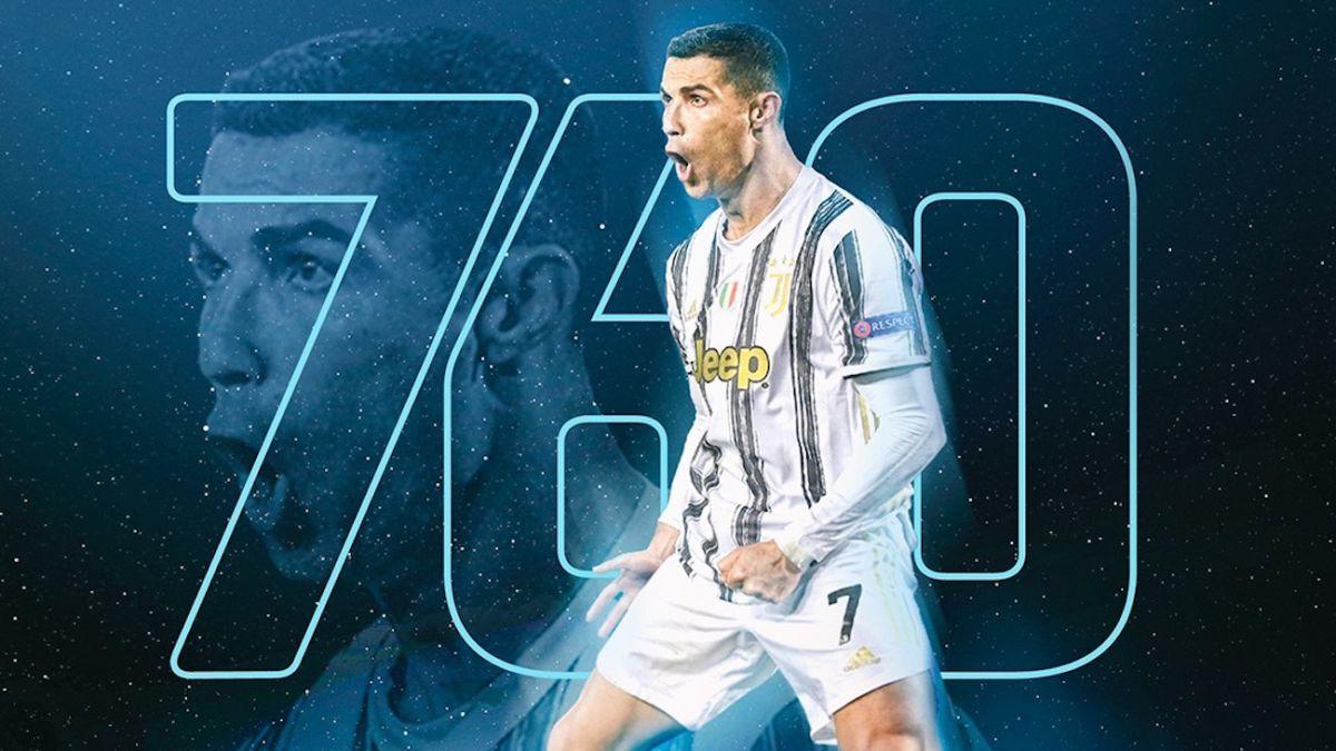 Cristiano Ronaldo becomes highest scorer of all time with 760 goals - AS.com