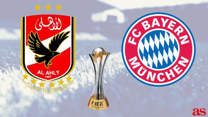 Al Ahly vs Bayern Munich Full Match – FIFA Club World Cup 2021