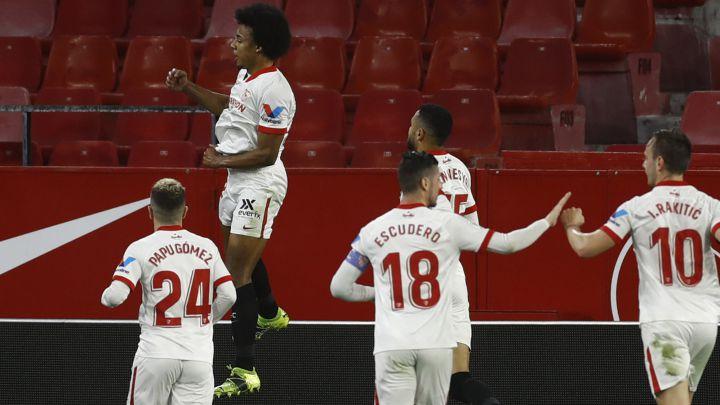 Sevilla 2-0 Barcelona: result, summary, goals - Copa del Rey semi-final  first leg - AS.com