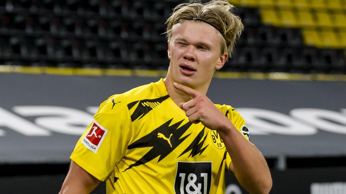 Dortmund: nouvelles révélations sur le transfert d'Erling Haaland