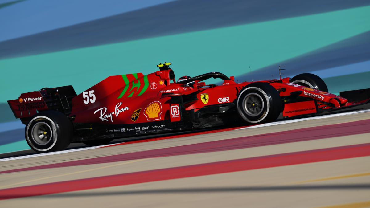Gasly Ferrari The Team To Watch In 2021 Formula One Season As Com