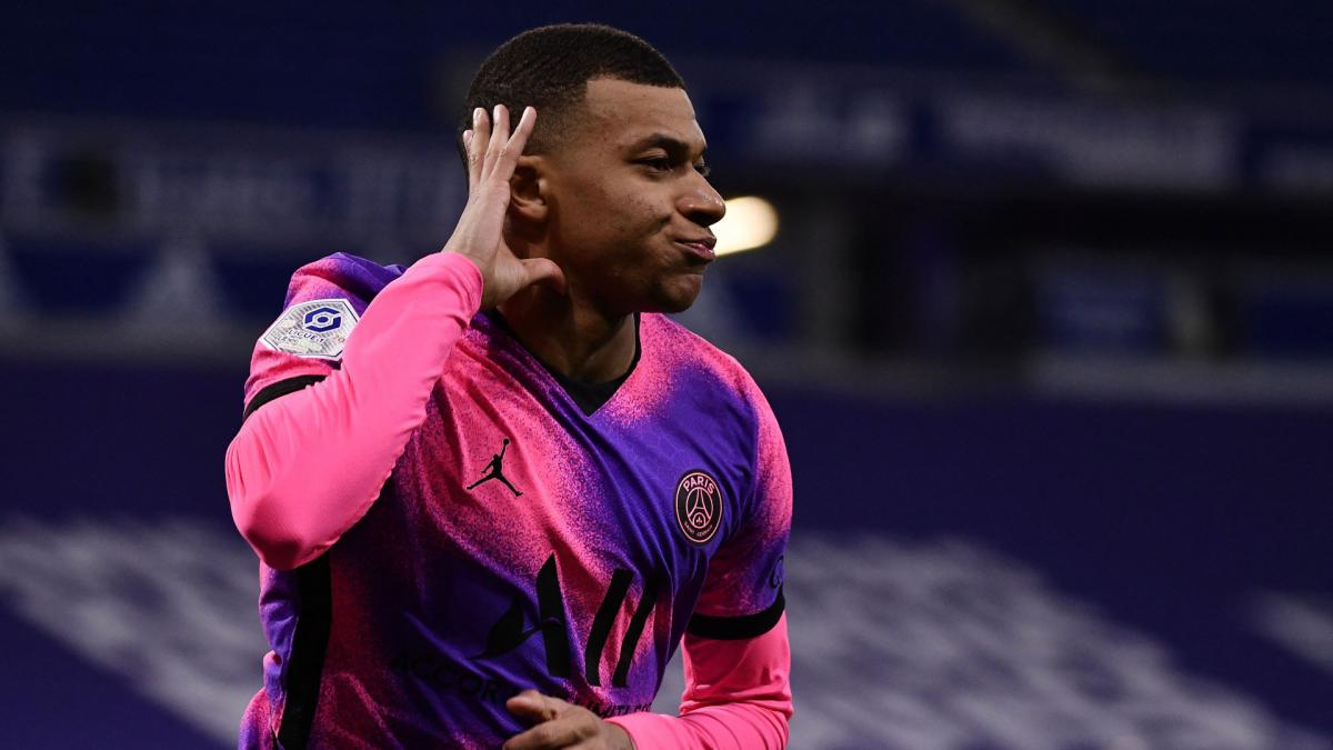 Mbappe Even Against Messi And Ronaldo I Tell Myself I M The Best As Com