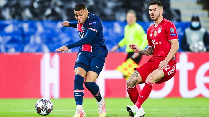 Psg 0 1 Bayern Munich 3 3 Agg Result Summary Goals Champions League 2020 21 As Com