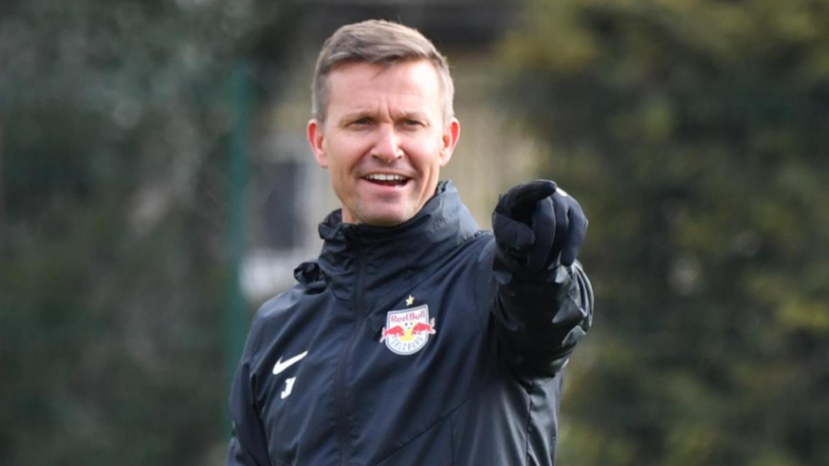 Jesse Marsch named as Nagelsmann successor at RB Leipzig