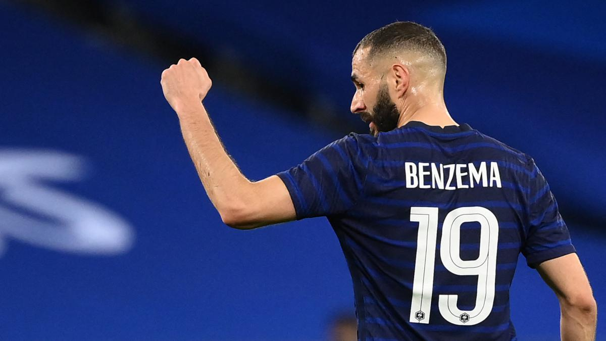 """Benzema """"proud"""" to make France return in win over Wales - AS.com"""