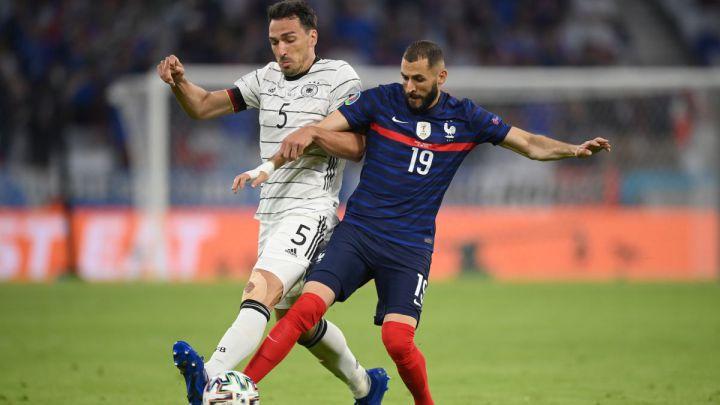 France 1-0 Germany summary: score, goals, highlights, Euro 2020 - AS.com