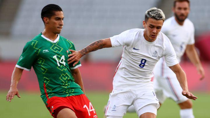 Mexico U23 vs France U23 live online: scores, stats and updates, 2020 Tokyo  Olympics - AS.com