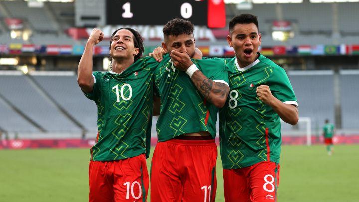 Mexico France, Six Sports
