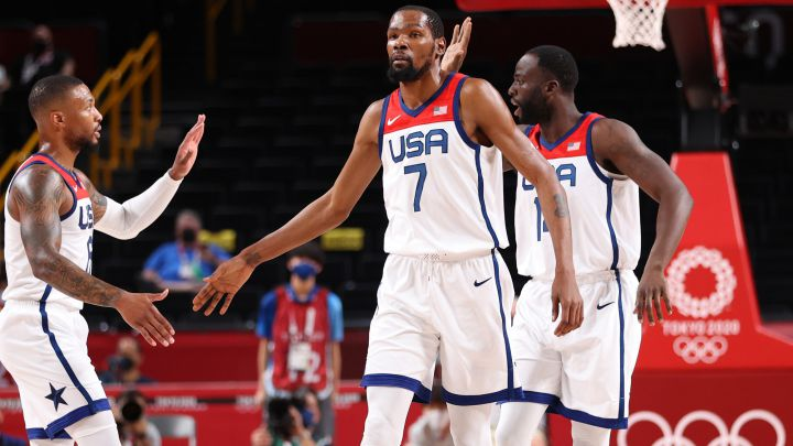 USA vs Spain LIVE Score Updates: Tied game (60-49)