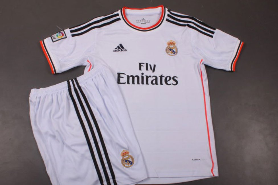 newest 3781a ecca5 Football A visual history of Real Madrid's kits through the ...