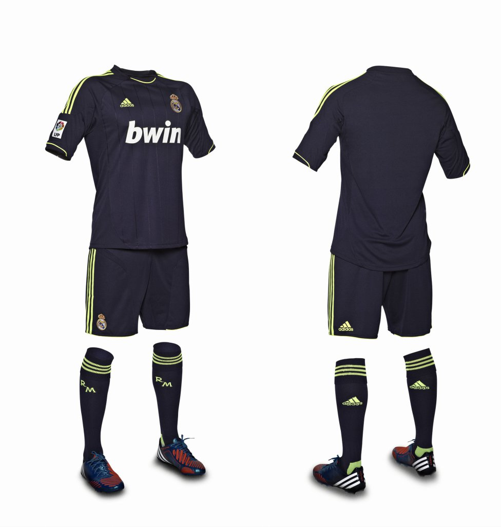 newest 8970c ac857 Football A visual history of Real Madrid's kits through the ...