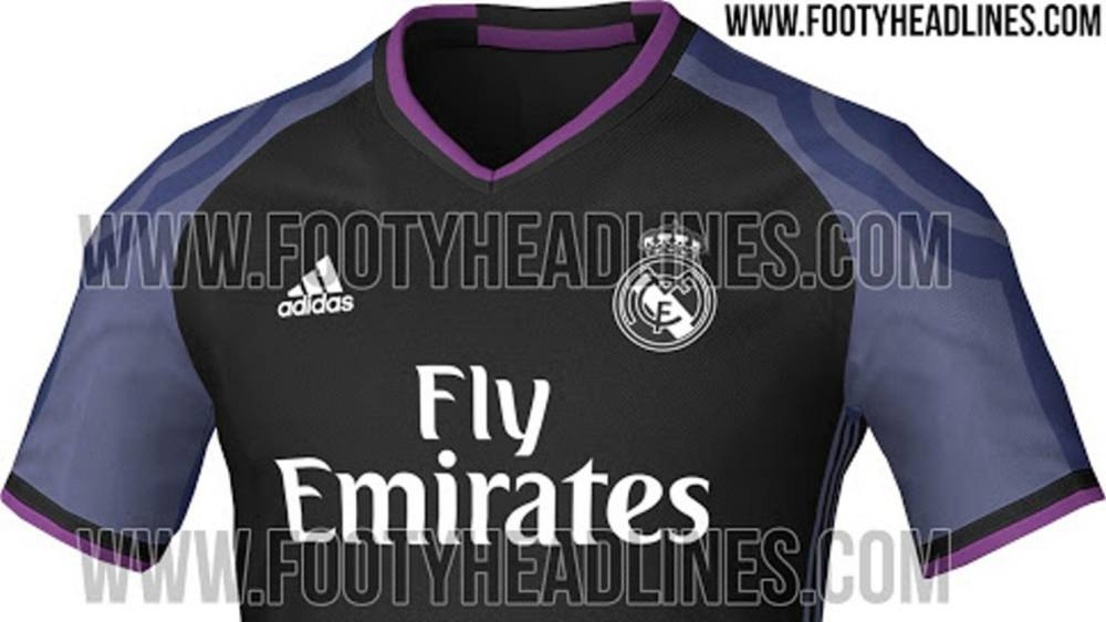 save off adfe2 142d8 Real Madrid Real Madrid third kit for 2016/2017 - AS.com