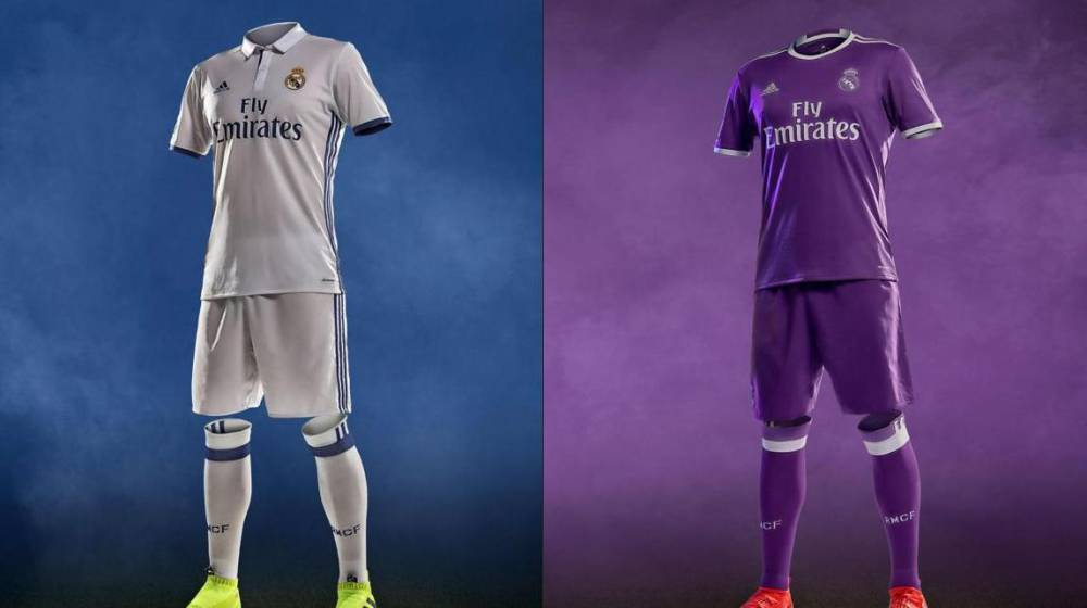 59b840bd0 REAL MADRID Real Madrid's 2016/2017 kit - the grand unveiling of the ...