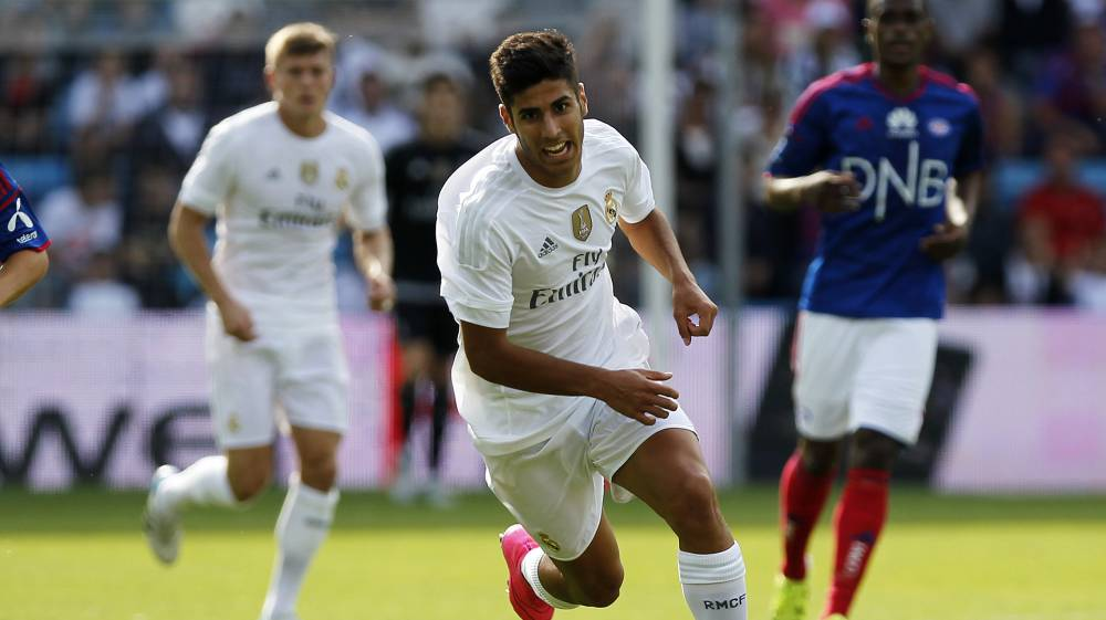 Image result for asensio real madrid