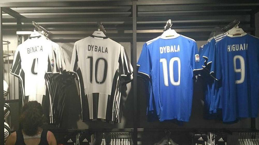 online store 899ec 8bec2 Adidas expect Pogba to be sold, give shirt number to Dybala ...