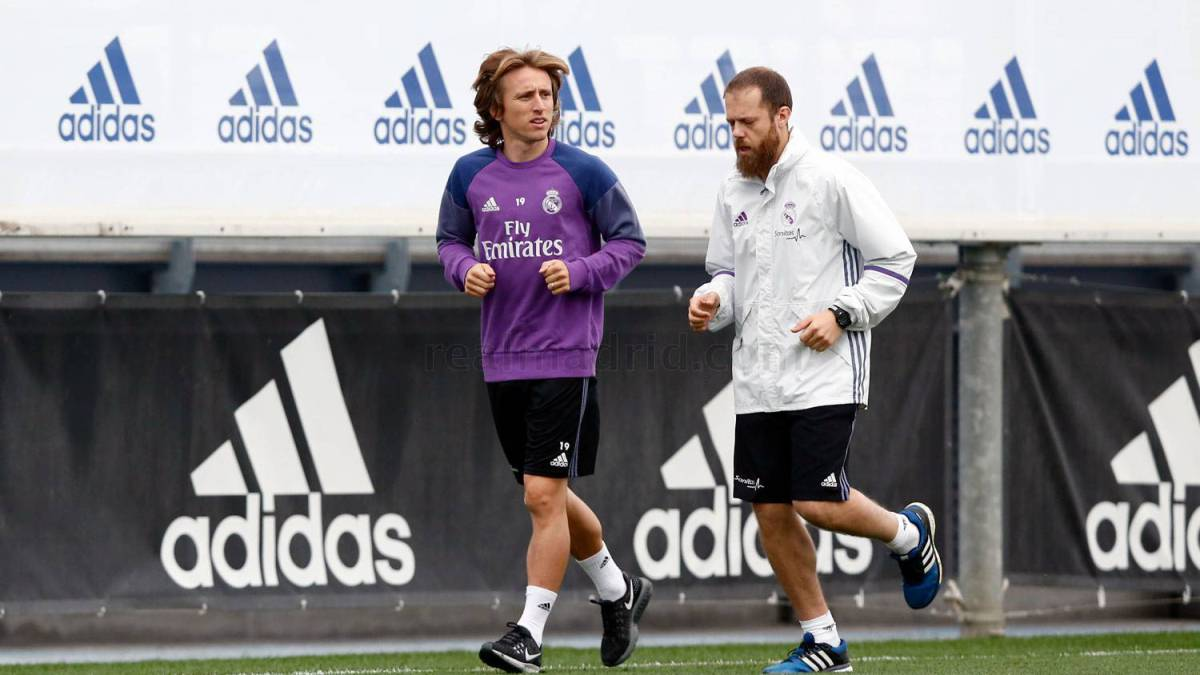 size 40 3314c bda4d Modric: Real Madrid man's recovery progressing - AS.com