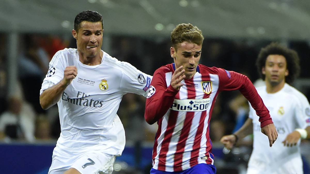 The Real and Atleti form guide ahead of the derby - AS com