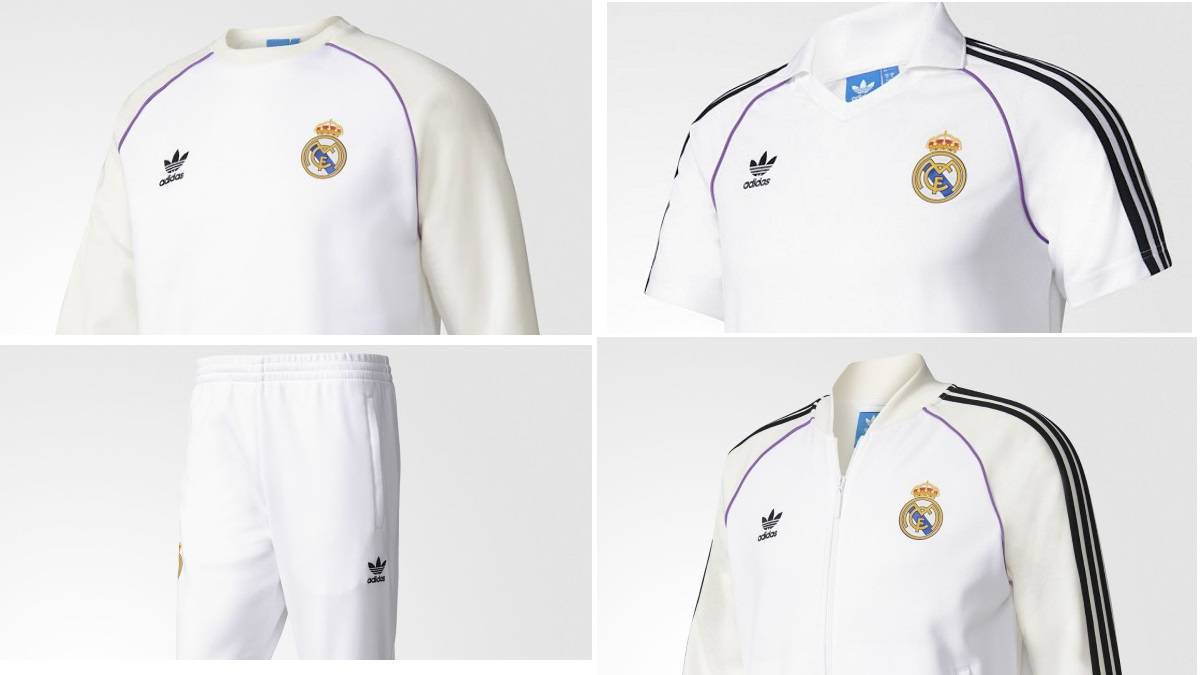 online store 36f35 fd66a Real Madrid | Real Madrid's 2017 training kit: back to the ...