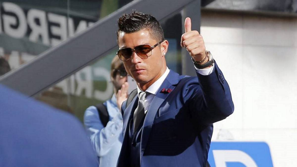 Cristiano Ronaldo is world's top earning sportsman - Forbes - AS.com
