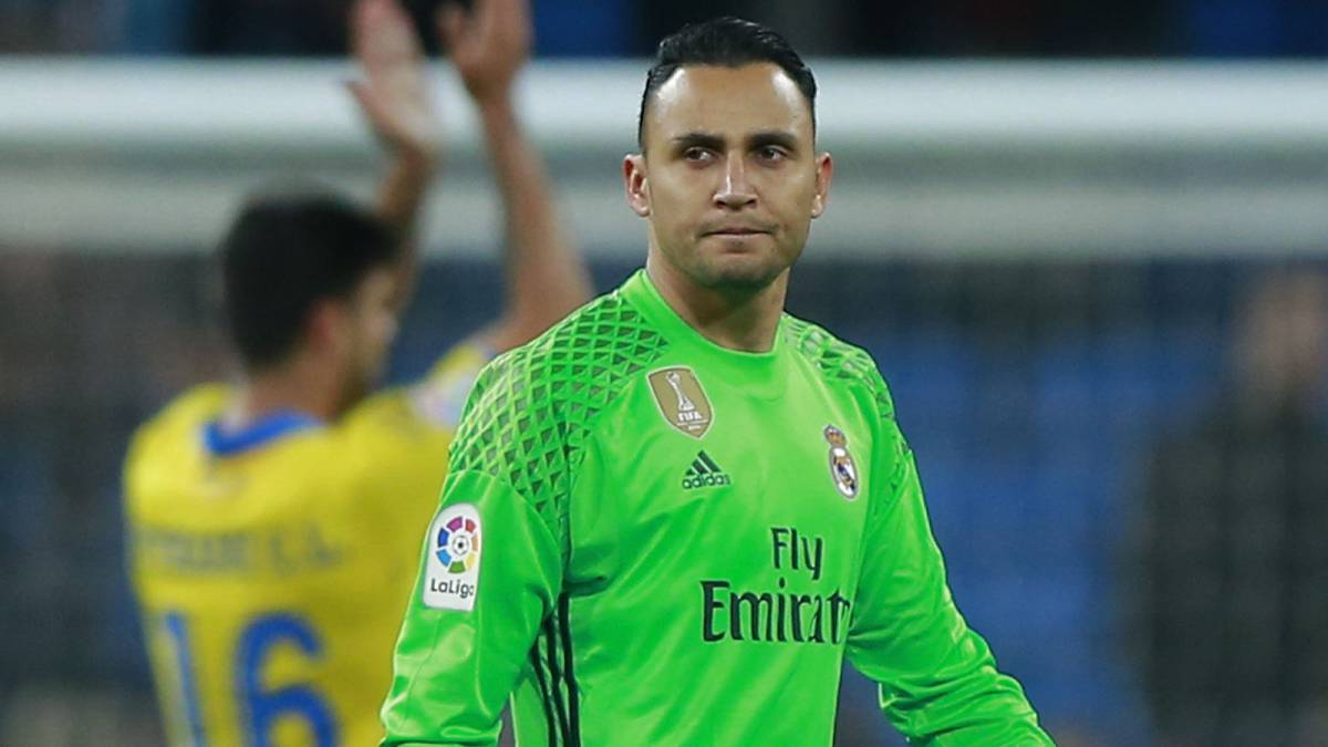 pretty nice 51ef8 cbecd Real Madrid | Navas matches total conceded goals from 2015 ...