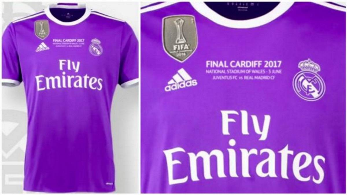 a03477466aa Champions League final | Real Madrid reveal Champions League final ...