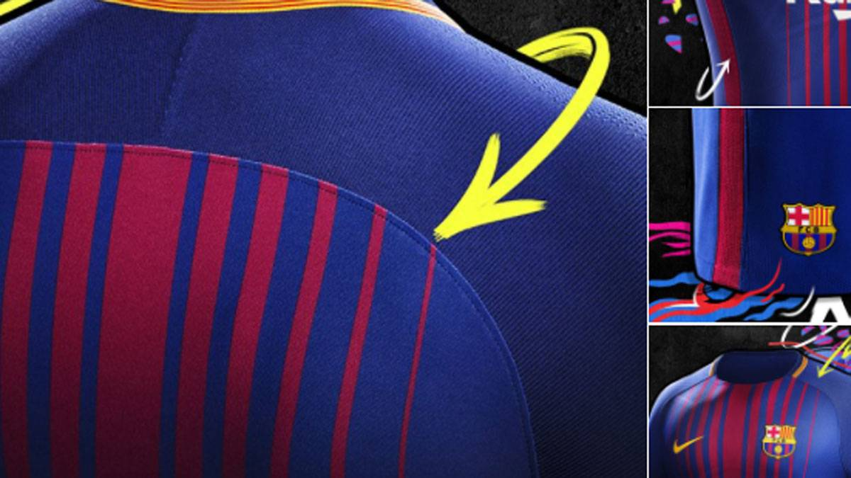 info for 2d0ab 5cab8 Official: FC Barcelona announce new kit for LaLiga 2017/18 ...