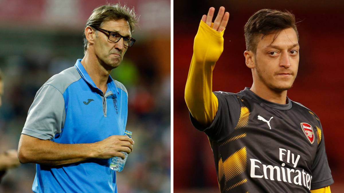 online store d1ffe 4b8fc Tony Adams says Arsenal signing Özil was an insult to Jack ...