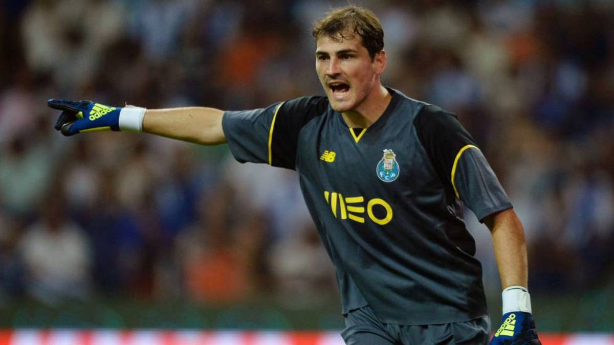 hot sale online ed139 66f04 Sevilla: Iker Casillas reportedly offered to LaLiga club ...