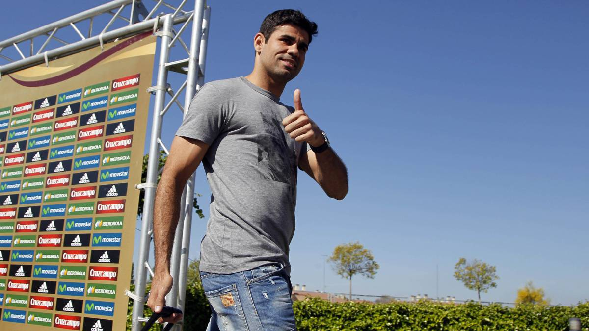 Diego Costa to join Atletico Madrid but won t play until January