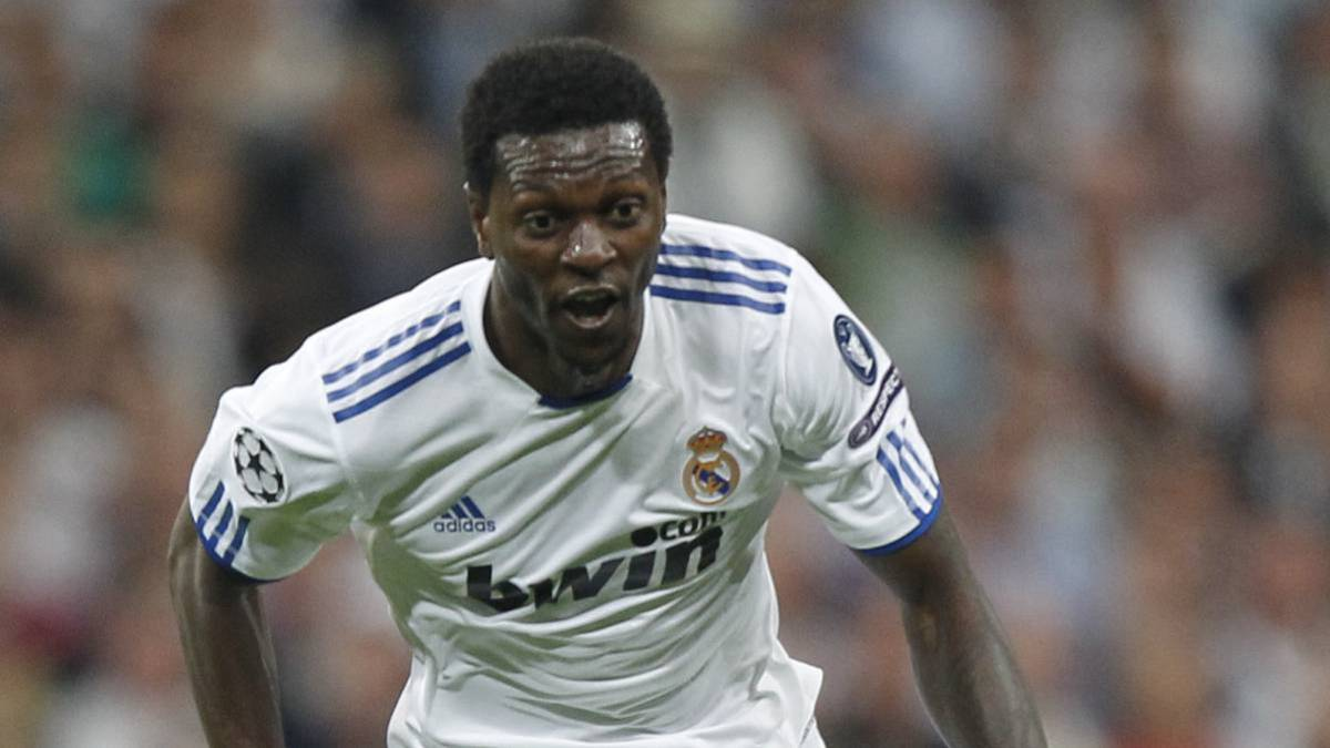 Adebayor partially blames his brother for Madrid exit - AS.com