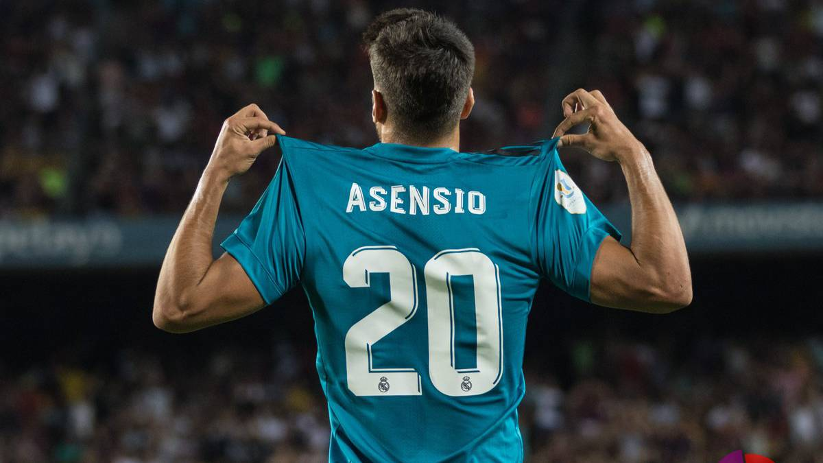 cheap for discount 0a1f5 ab274 Marco Asensio scores on another competition debut for Madrid ...