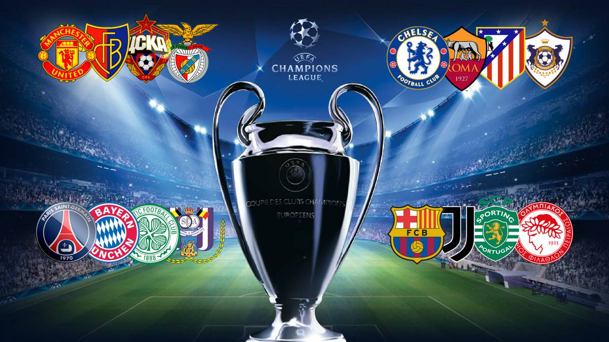 frecuencia frío color  UCL | 7 sides can claim a Champions League last 16 place tonight - AS.com