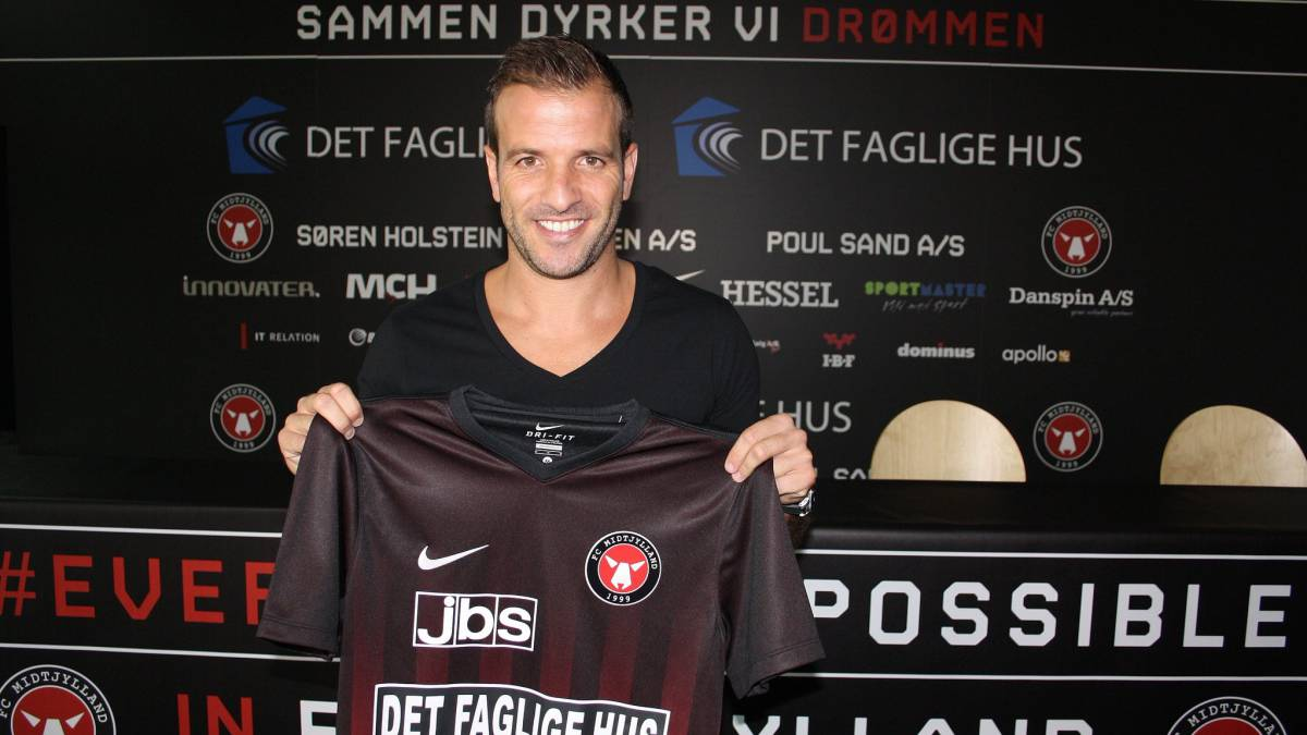Van der Vaart quits Midtjylland - AS.com df61d3049d104