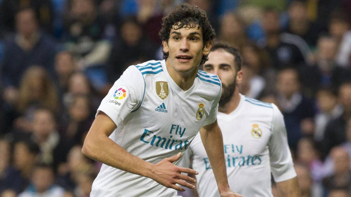 Zidane Leaves Vallejo Out Of Madrids Club World Cup Squad