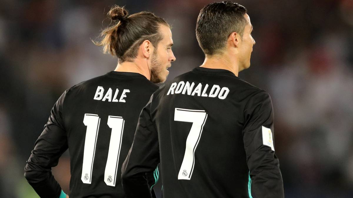 promo code f3623 15dbe Gareth Bale leads the way for Real Madrid's 'BBC' - AS.com