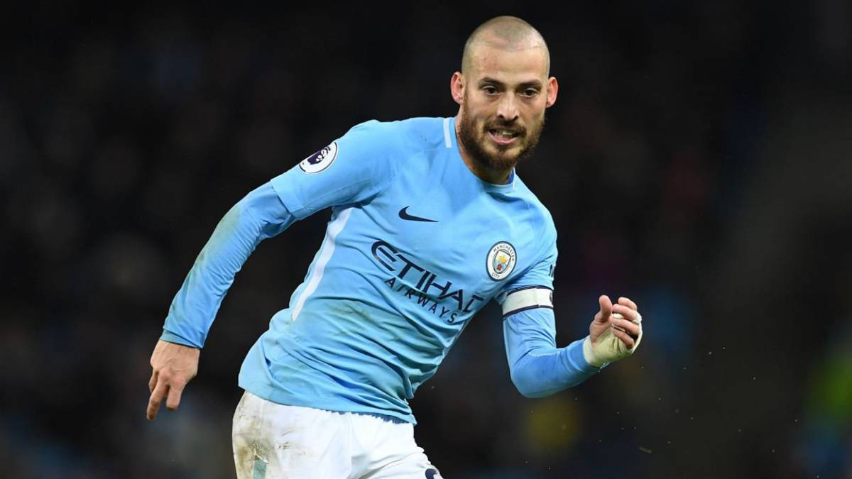 Man City's David Silva explains absence for personal reasons - AS.com