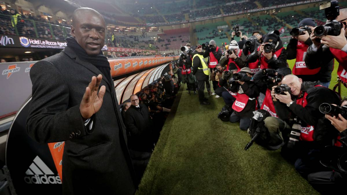 Seedorf, the third choice, set to be new Deportivo manager - AS.com